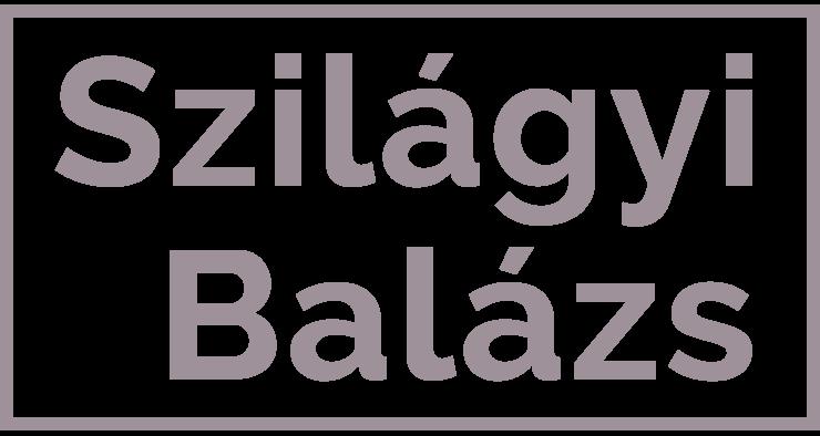 Szilágyi Balázs